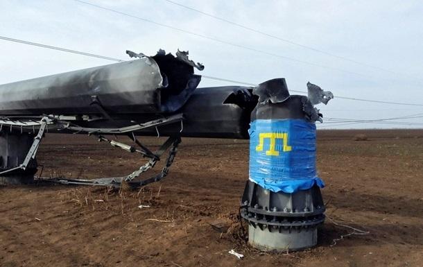 Немецкие СМИ: Кто отключил электричество Крыму