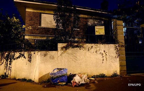 В южном пригороде Парижа обнаружен пояс со взрывчаткой