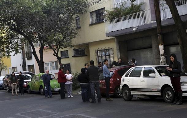 В Мексике произошло землетрясение, есть жертвы