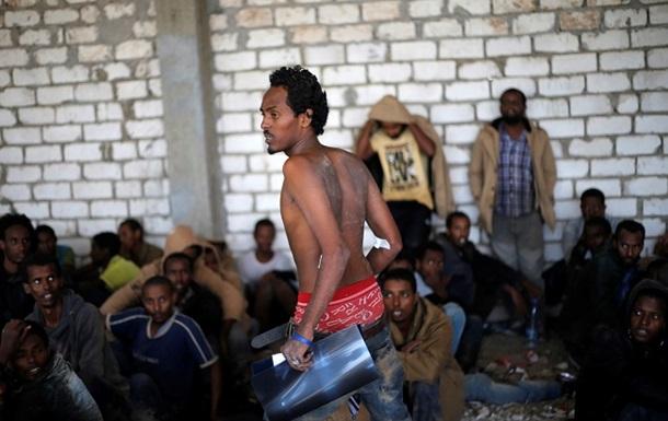 В Алжире сгорел лагерь мигрантов: 18 жертв