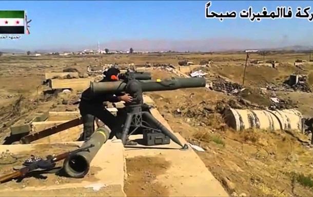 Союзники США в Сирии подбили вертолет РФ – СМИ