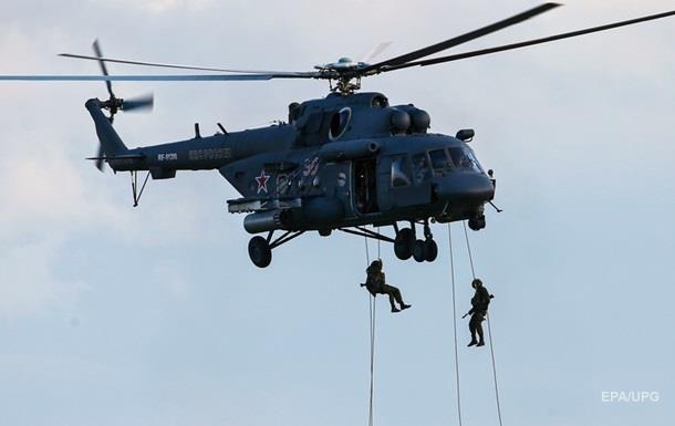 СНБО: Россия усиливает наступательные группировки в Крыму