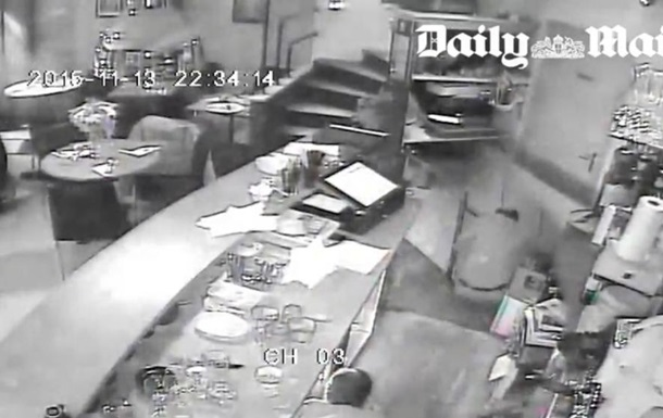 Кафе продало видео атаки на Париж за 50 тысяч евро