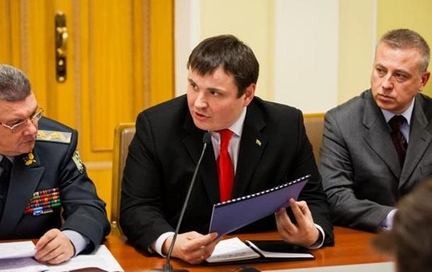 Заместитель министра обороны Гусев подал в отставку