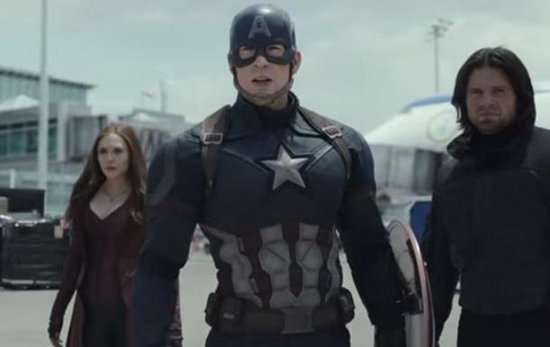 Вышел первый официальный трейлер нового фильма о Мстителях