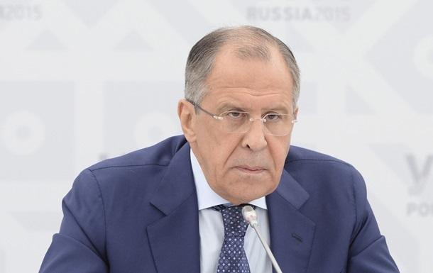 Лавров: Росія незбирається воювати зТуреччиною