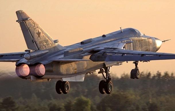 Берлин: Су-24 сбили над Сирией - Bild