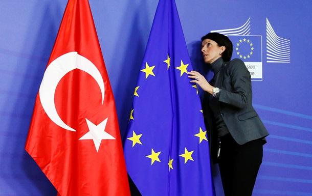 Турцию не примут в ЕС в ближайшие 10 лет