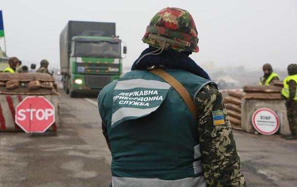 На украинской границе застряли турецкие фуры в РФ