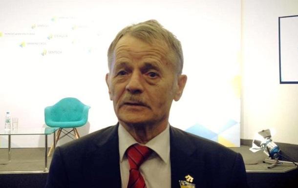 Блокада Крыма: ФСБ вызвало на допрос жену Джемилева