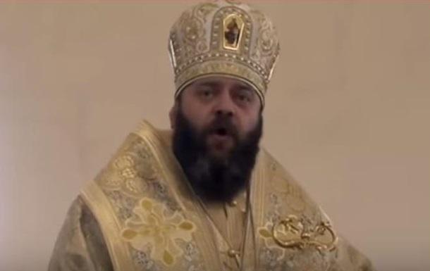 Великий московський хрест на іміджі УПЦ КП