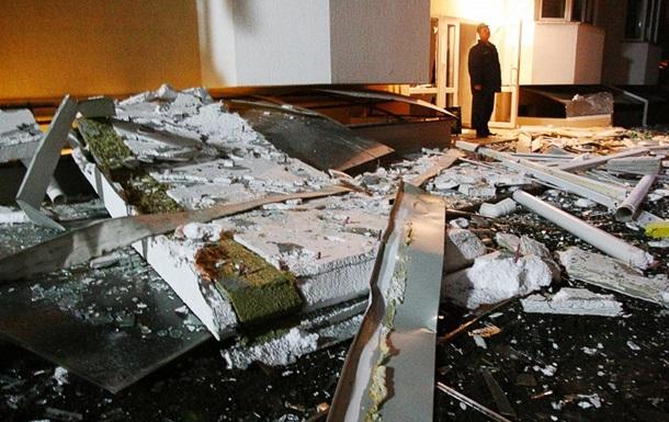 В Симферополе взрыв в доме, есть погибший