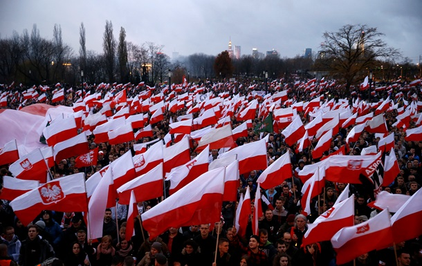 Польша обвиняет Россию в захвате своего имущества