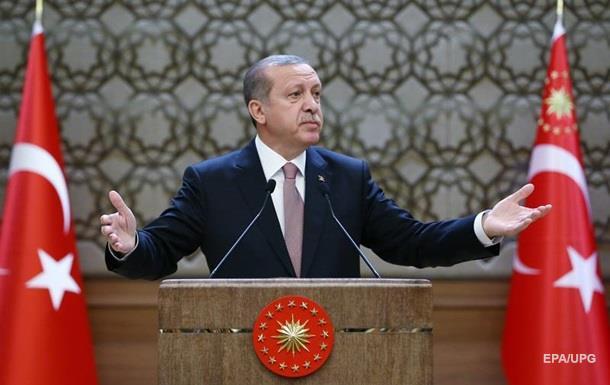 Эрдоган о сбитом самолете Су-24