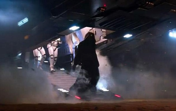 Вышел новый трейлер седьмого эпизода  Звездных войн