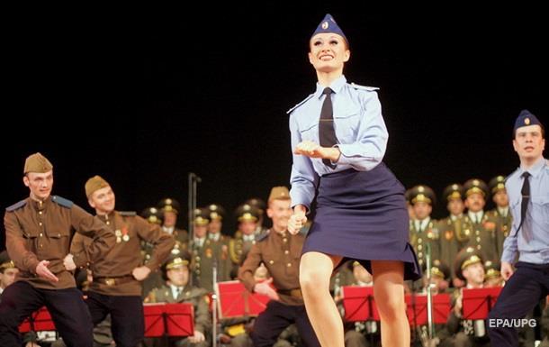 В Таллине запретили концерт ансамбля им. Александрова