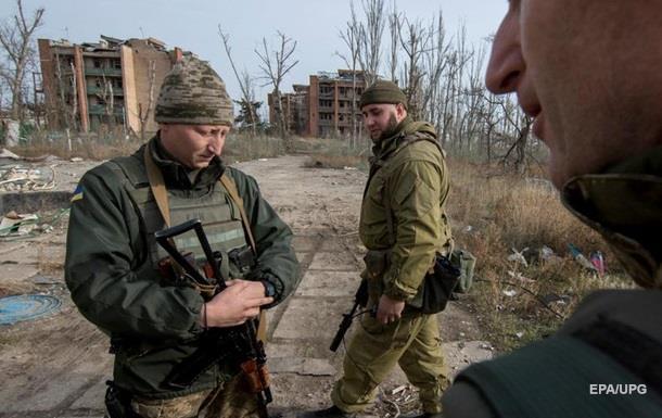 Военные заявляют об улучшении ситуации в зоне АТО