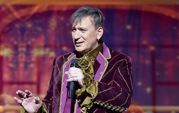 Певцу Пенкину запретили въезд в Украину