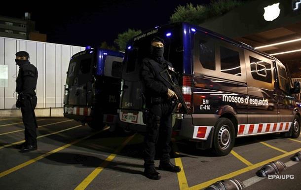 В Испании задержаны трое подозреваемых в вербовке в ИГ