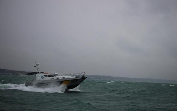 На Дунае потерялись пять украинских рыбаков