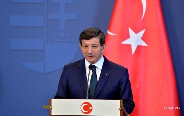 Премьер Турции раскритиковал российские санкции