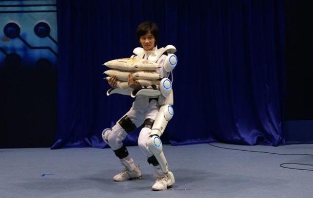 В Японии официально разрешили продажу экзоскелетов