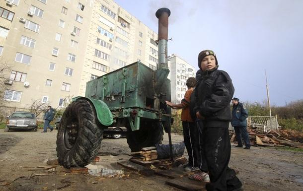 Отключение света в Крыму сегодня