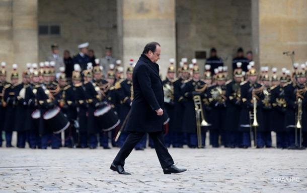 DW: Чем увенчалась миссия Олланда против ИГ