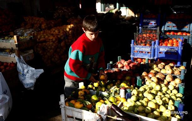 Опубликован предварительный список запрещенных турецких продуктов в РФ
