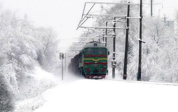Укрзализныця назначает 60 поездов на новогодние праздники