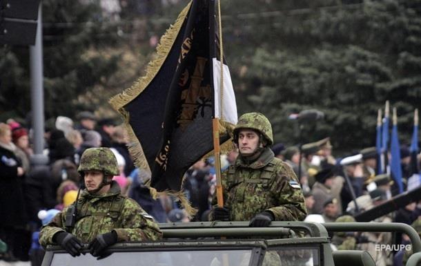 Эстония примет участие в создании сил быстрого реагирования НАТО