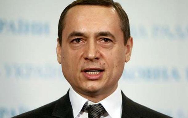 Мартыненко решил сложить мандат