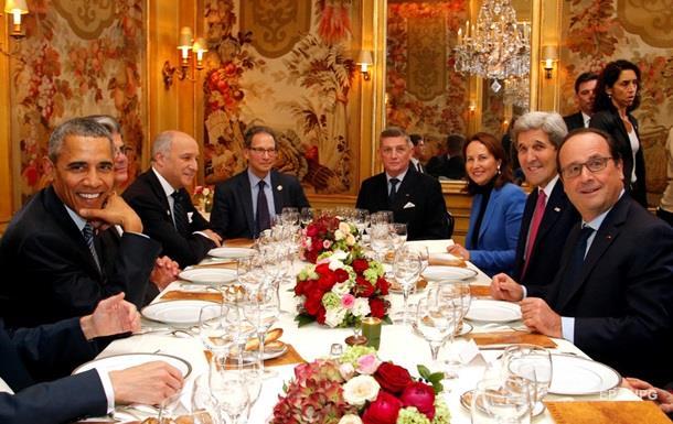 Итоги 30 ноября: Саммит в Париже, проект бюджета