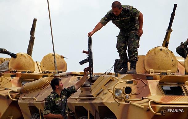США перебрасывают военную технику в Румынию