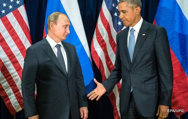 Обама напомнил Путину об Афганистане