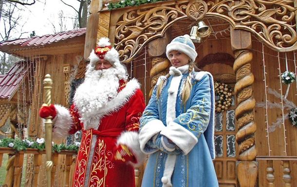 Жители Ивано-Франковска требуют декоммунизировать Деда Мороза