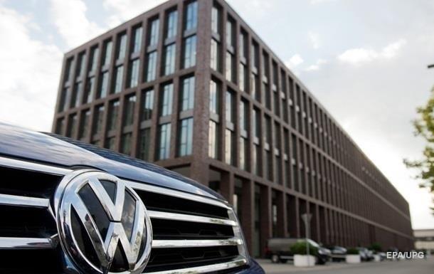 Дизельный скандал : продажи Volkswagen в США упали почти на 25%