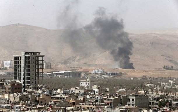 Повстанцы в сирийском Хомсе пошли на сделку с властями
