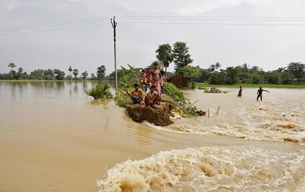 Урезультаті повені на півдні Індії загинули щонайменше 188 осіб