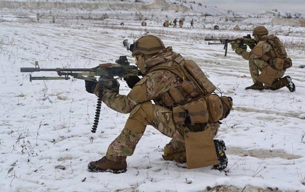В зоне АТО за сутки погиб один военный, есть раненые