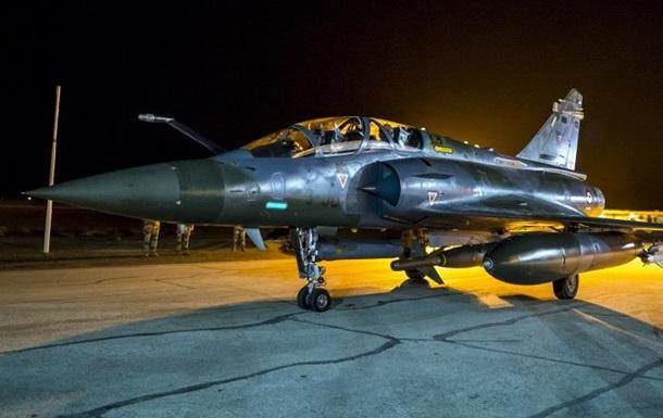 Франция нанесла новые авиаудары по ИГ в Ираке