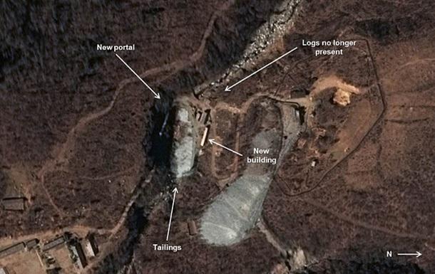 Северная Корея строит тоннель для ядерных испытаний - СМИ