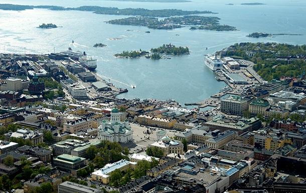 Ночью в тысячах домов Хельсинки пропал свет
