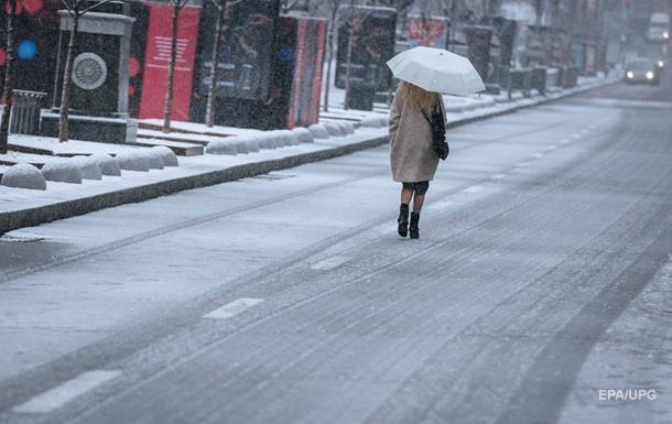В Украине продолжает холодать