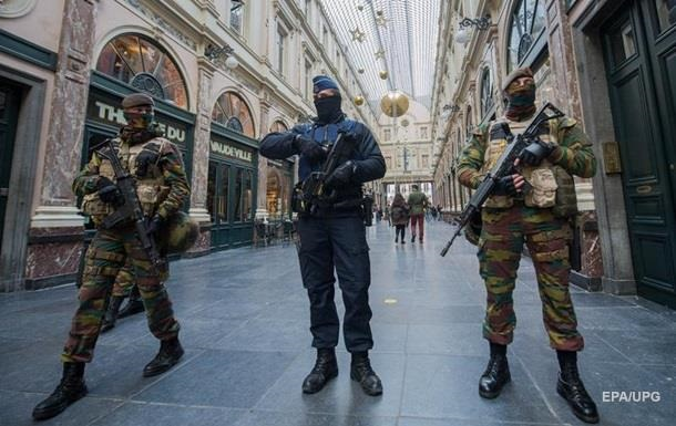 Теракти вПарижі: уБельгії затримані двоє підозрюваних
