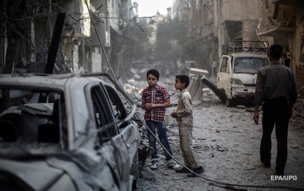 Красный Крест предупредил о гуманитарной катастрофе в Сирии