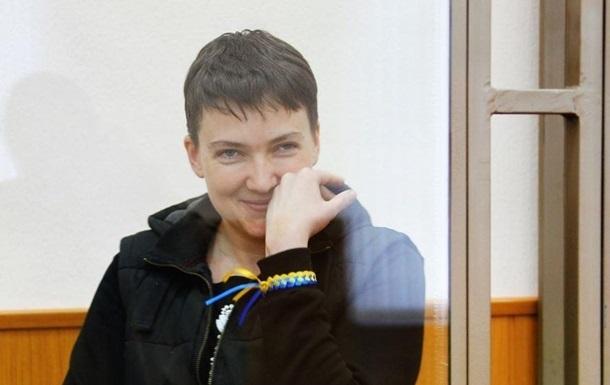 Россия назвала сроки вынесения приговора Савченко