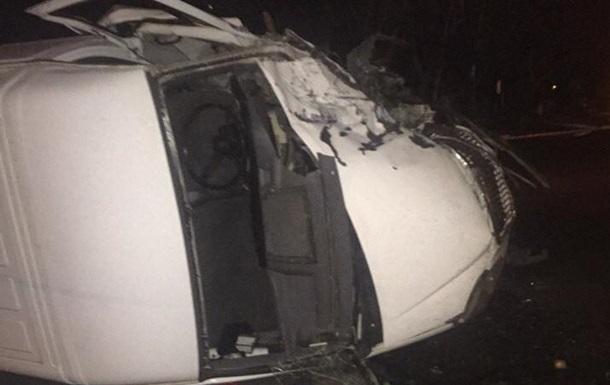 ДТП в Одессе: двое погибли, трое пострадали
