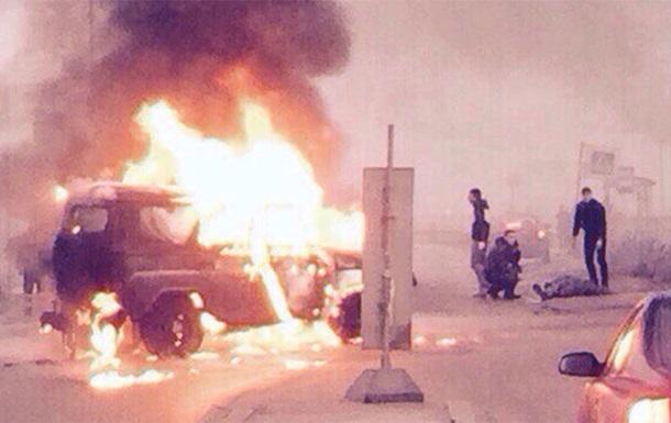 В Петербурге из автоматов расстреляли полицейских