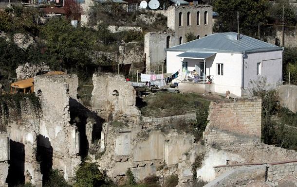 Столкновения в Нагорном Карабахе: есть погибшие